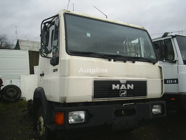 MAN cab for MAN 8.153 truck