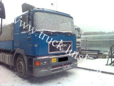 MAN cab for MAN 19.463 tractor unit