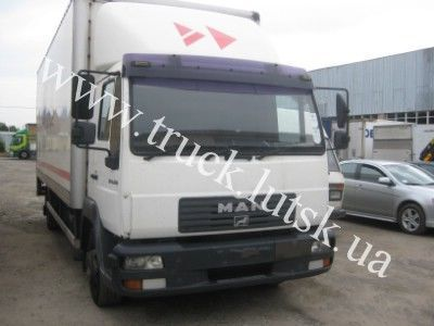MAN cab for MAN LE 12.220 truck