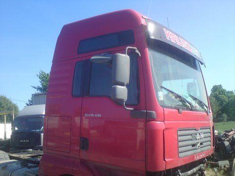 MAN cab for MAN TGA XXL szeroka 5500 zl. netto truck