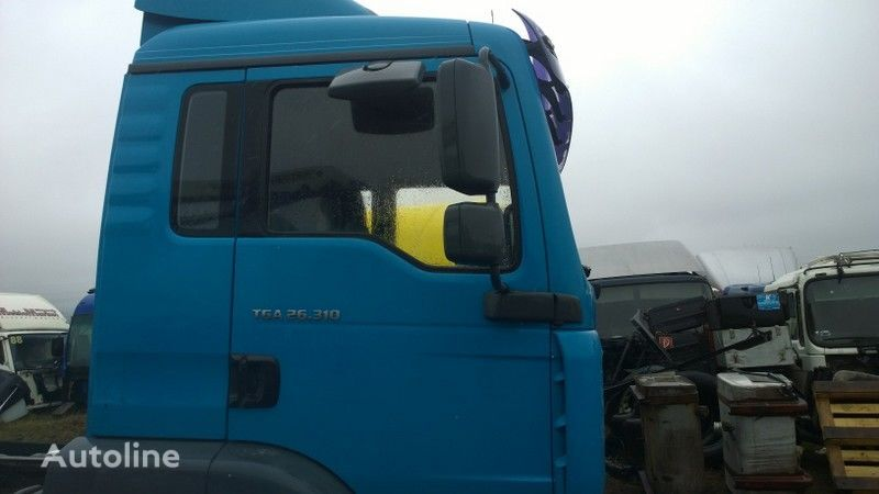 MAN cab for MAN TGA budowlana dzienna - 21000 zl. netto tractor unit