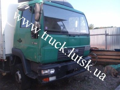 MAN cab for MAN 12.225 truck