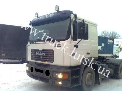 MAN cab for MAN 19.414 tractor unit