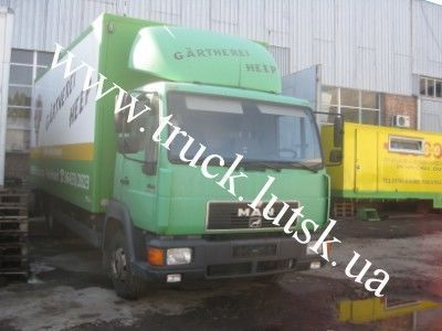 MAN cab for MAN 8.224 truck