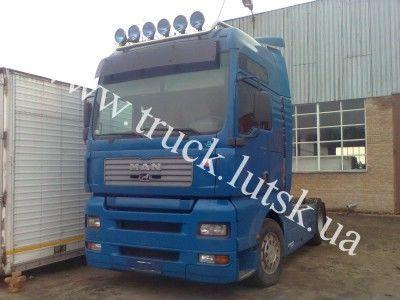 MAN cab for MAN TGA 18.410 tractor unit