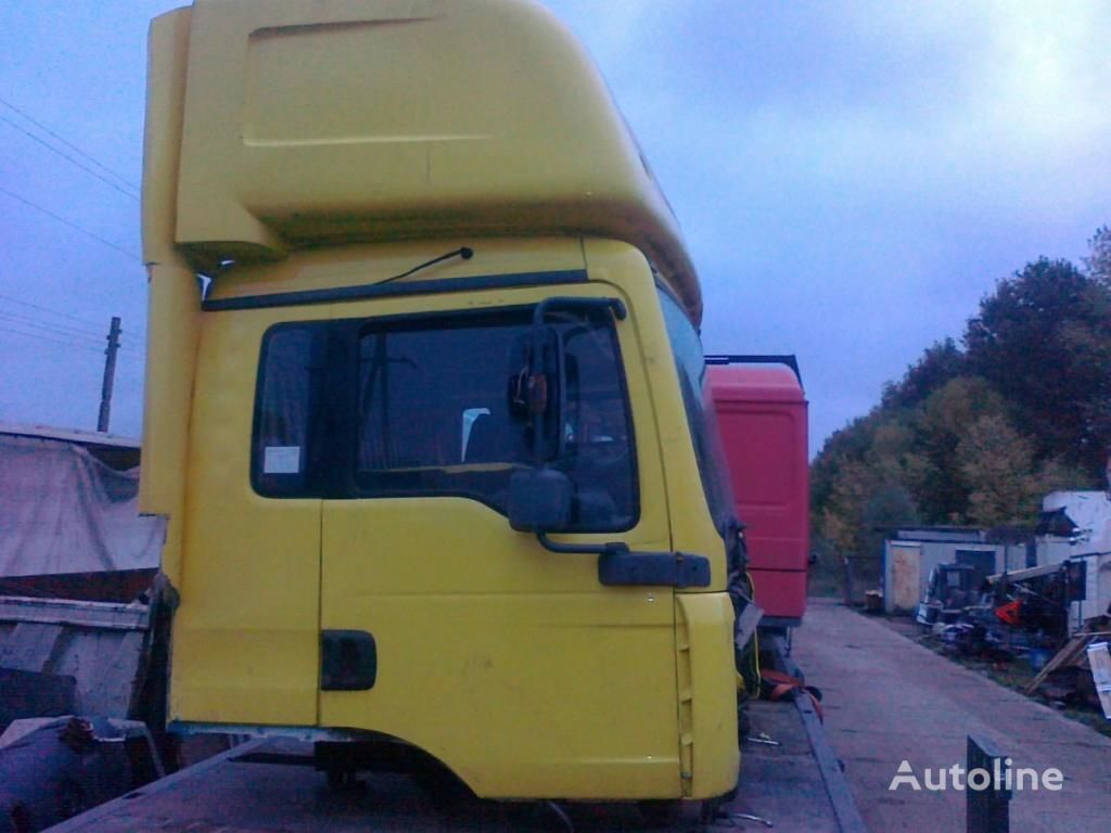 cab for MAN TGA sypialna dzienna 8000 zl truck