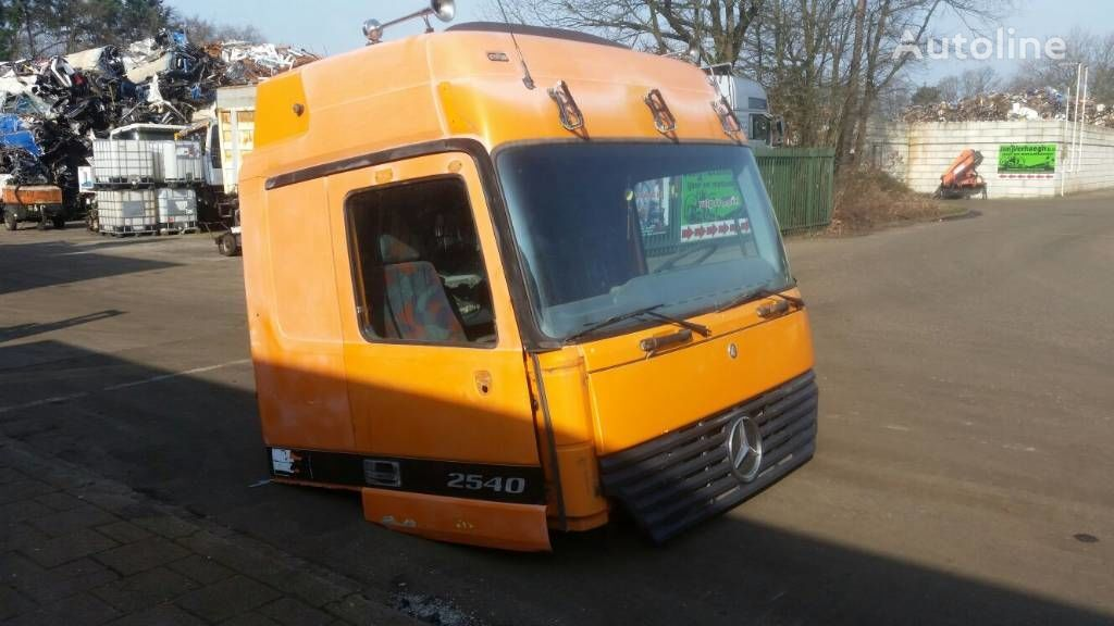 cab for MERCEDES-BENZ 2540 truck