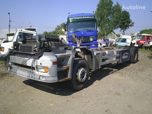 cab for MERCEDES-BENZ ACTROS 1831 truck