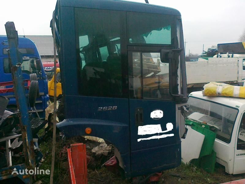 cab for MERCEDES-BENZ ECONIC drzwi konsola netto 1000 zl truck