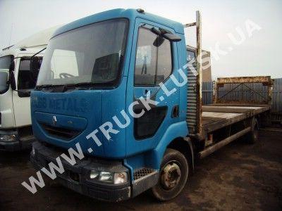 RENAULT cab for RENAULT MIDLUM 150 E2 truck