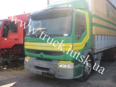 Renault cab for truck