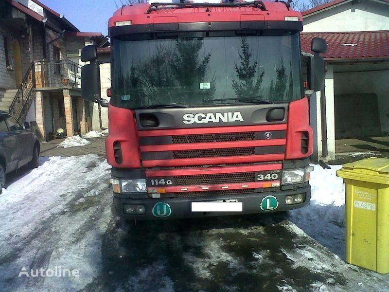 cab for SCANIA 114 truck
