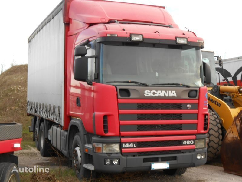 SCANIA CR 19 cab for SCANIA 144L 460/530 PS truck