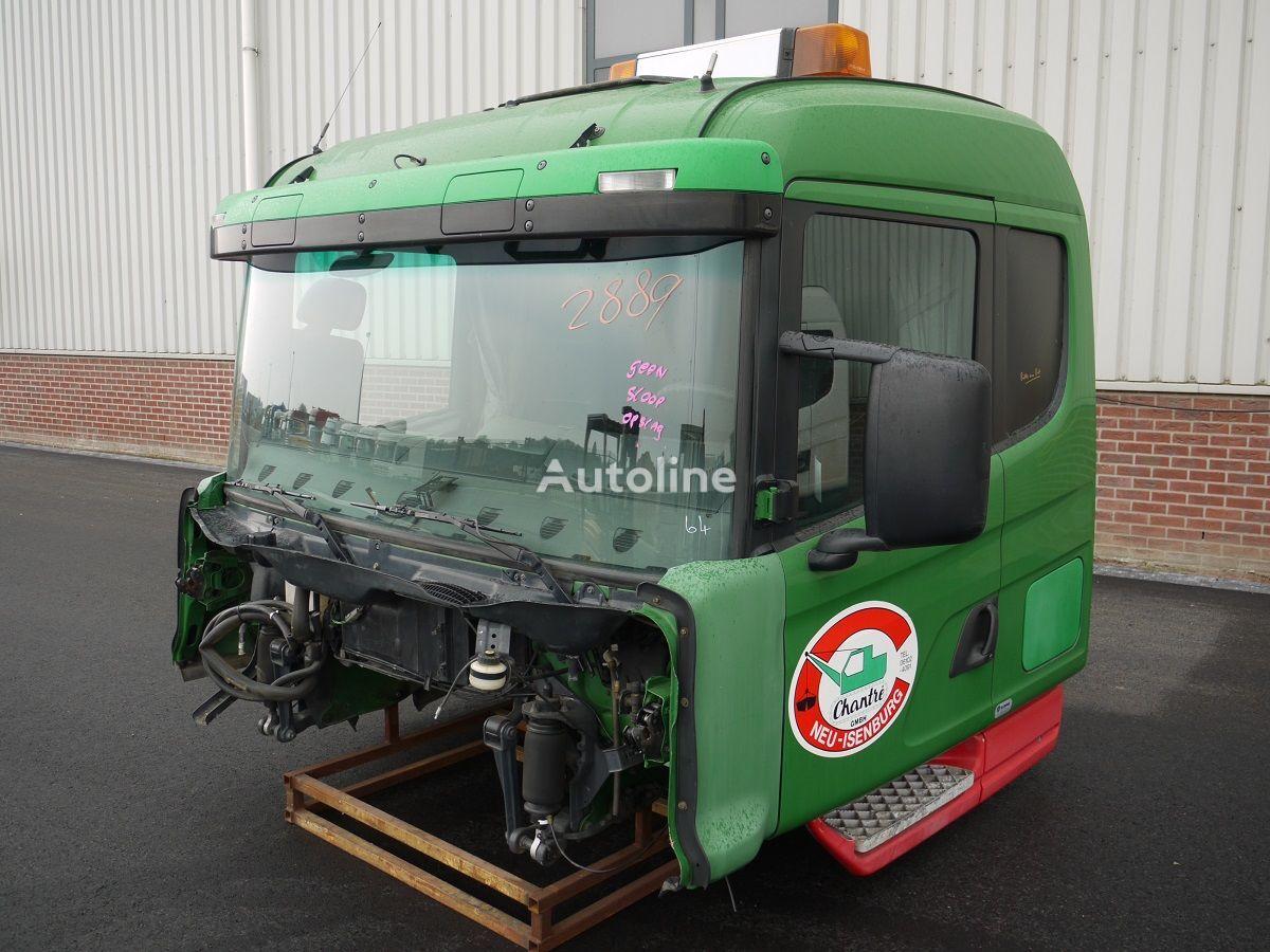 SCANIA SC-4 CT-19 SLAAPCAB cab for SCANIA SC-4 CT-19 SLAAPCAB truck