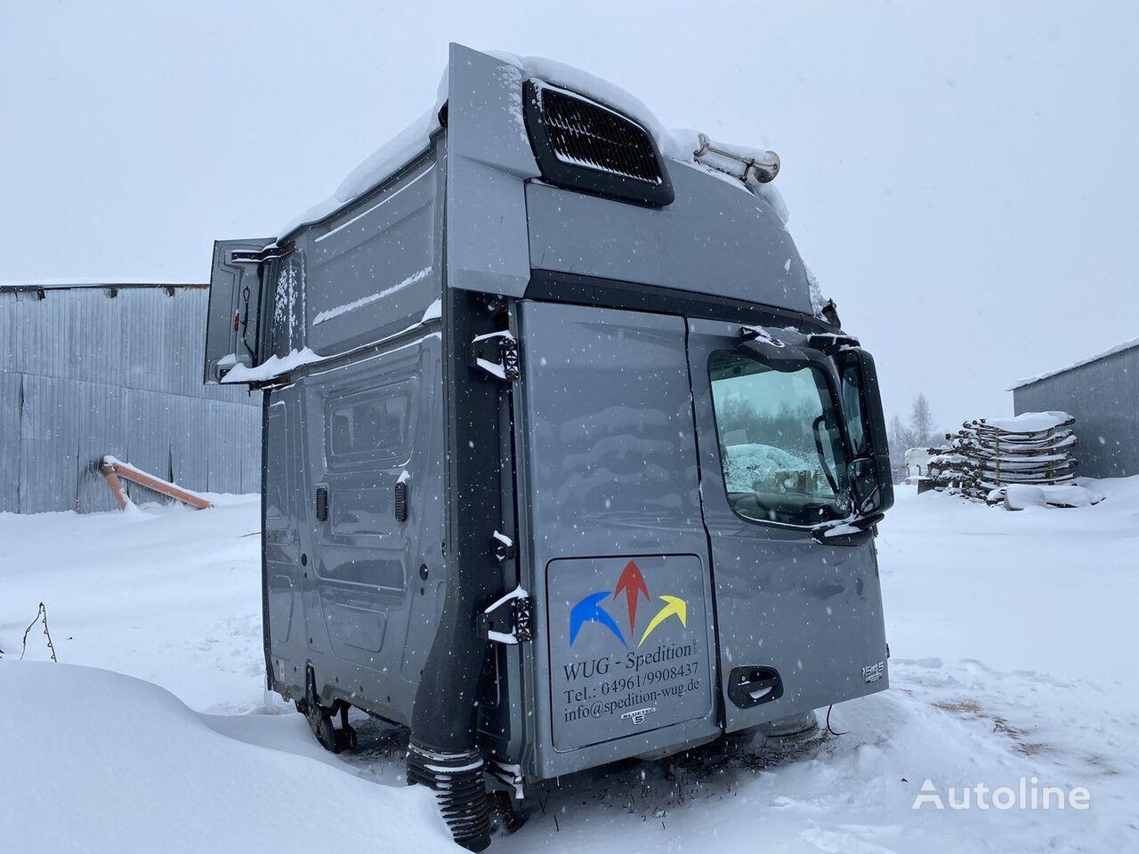cabin for MERCEDES-BENZ Actros MP4 euro-6  truck