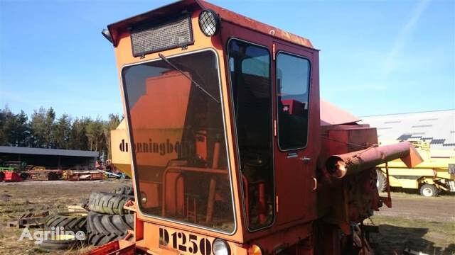 cabin for DRONNINGBORG D1200/D1600 serie combine-harvester