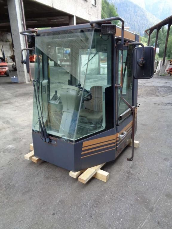 cabin for CASE Serie -21 C mini excavator