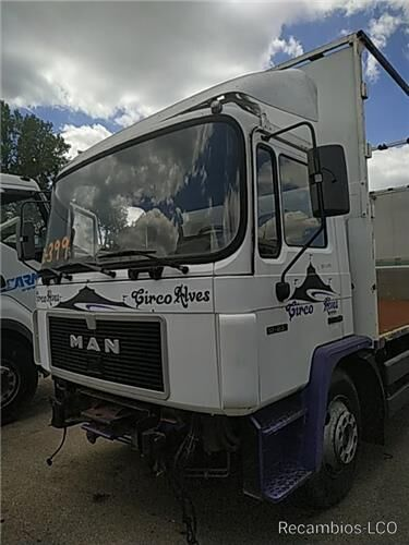 cabin for MAN M 90 12.232 169/170 KW FG Bad. 4250 PMA11.8 E1 [6,9 Ltr. - 169 kW Diesel] truck