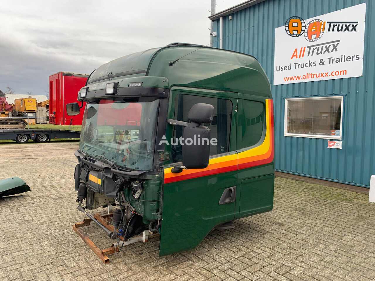 cabin for SCANIA truck