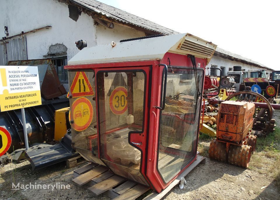 cabin for VOLVO 27 Ec mini excavator