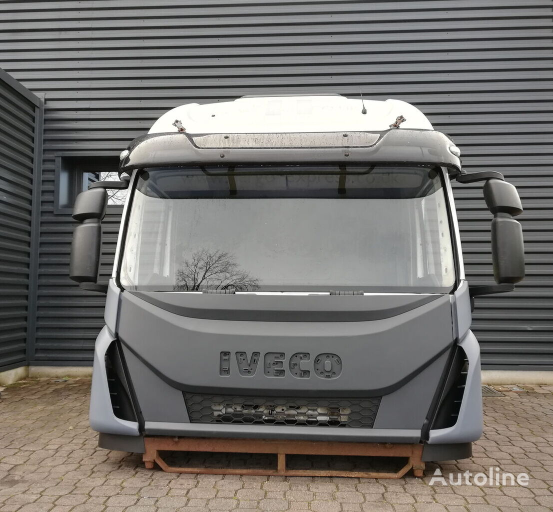 IVECO EUROCARGO E6 FAHRERHAUS cabin for IVECO SLEEPER CAB, EURO 6, HIGH ROOF  truck