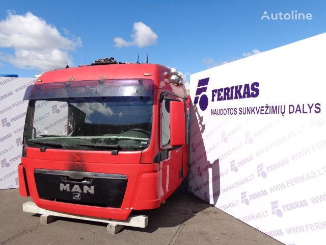 MAN TGA, TGX cabins for sale, BIG stock, few colors cabin for MAN TGX tractor unit