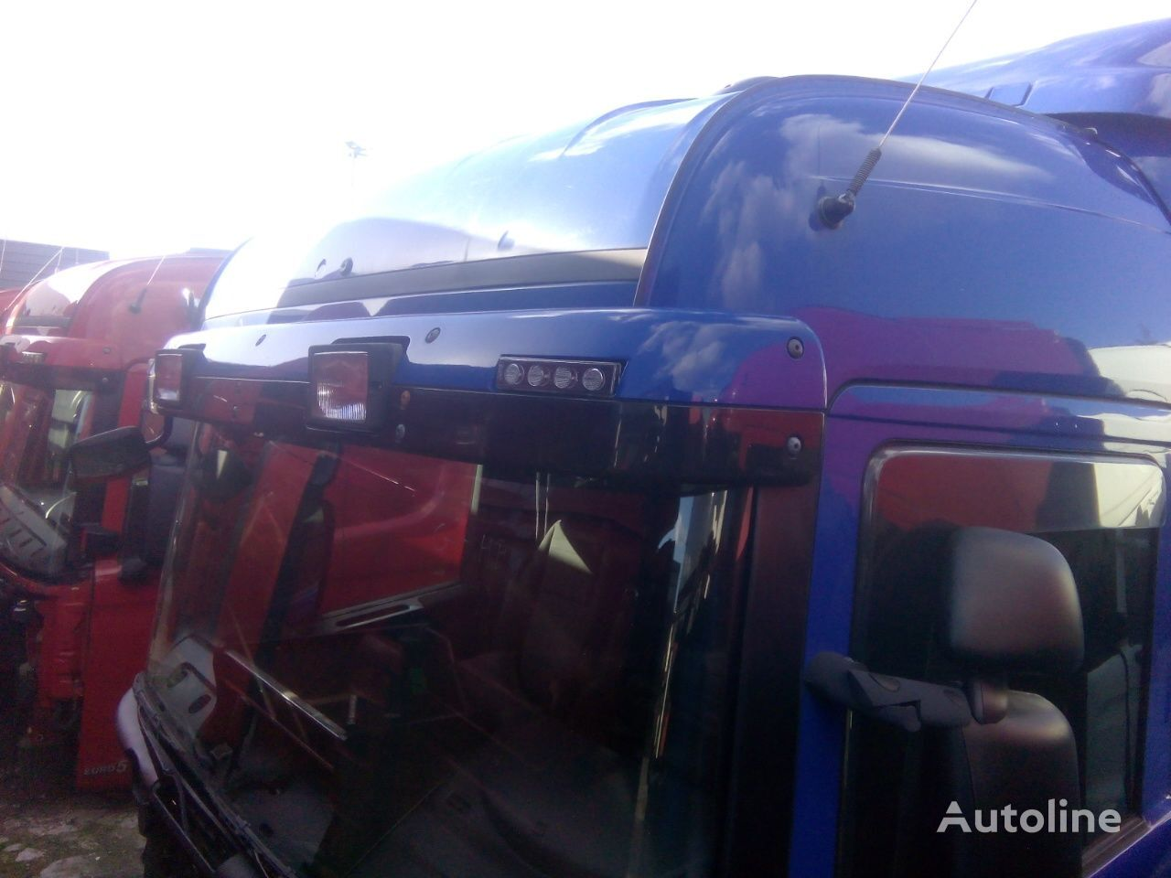 cabin for SCANIA G truck