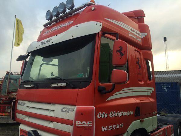 DAF KT F230 HIGH CAB ROOF cabin for DAF KT F230  tractor unit