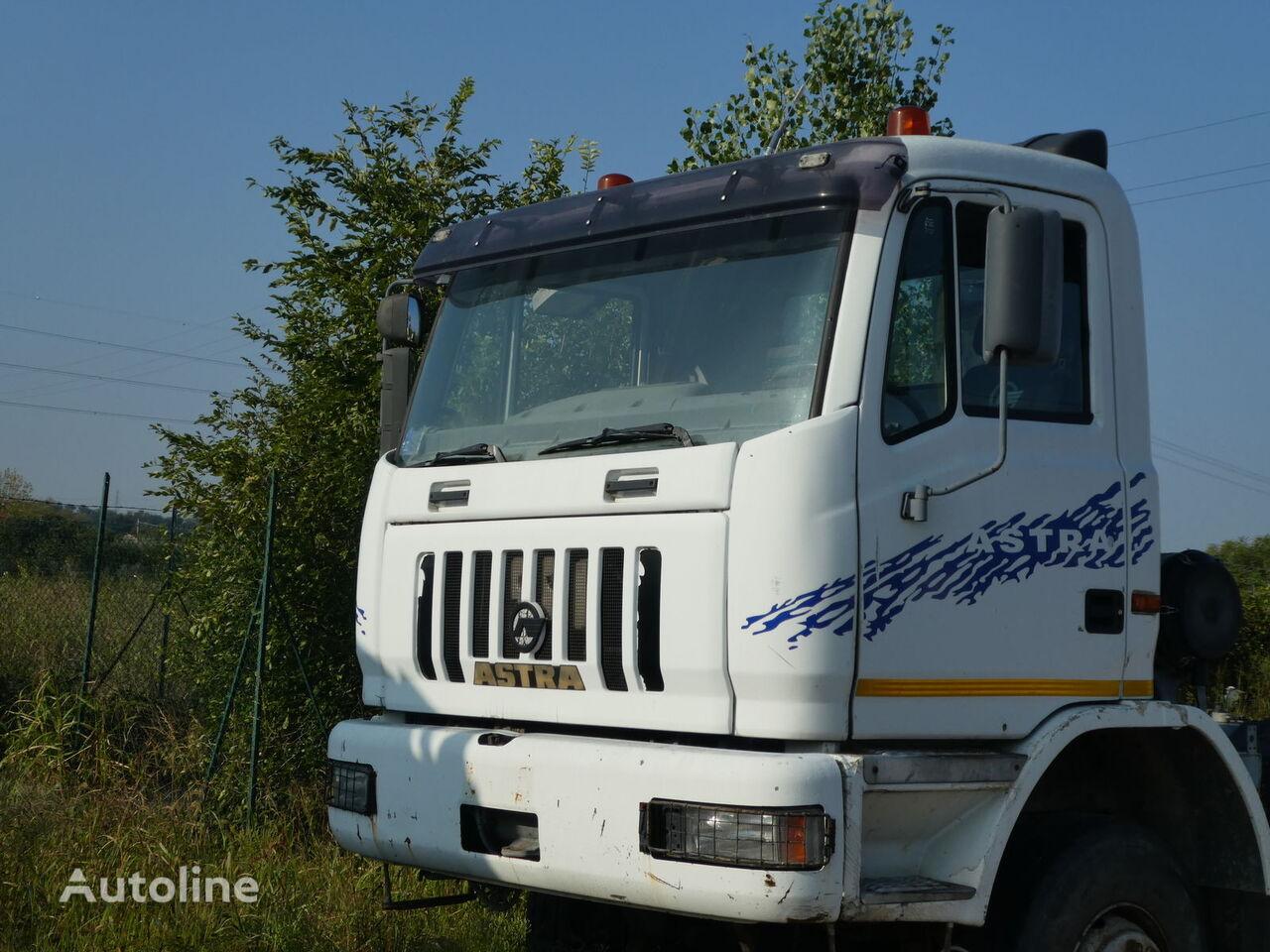 IVECO ASTRA HD 7 8x6-8x4 cabin for ASTRA 2X HD7 mit 8 Zylinder und 6 zylinder motor truck