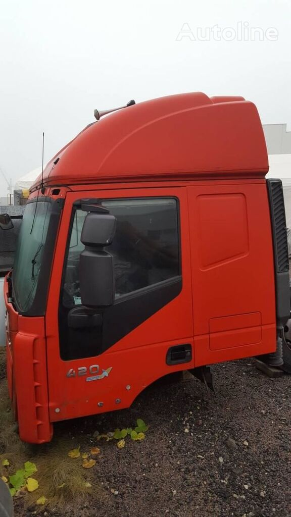 IVECO STRALIS EURO3, EURO5 cab, cabine, door left + right, 420PS, 430P cabin for IVECO STRALIS tractor unit