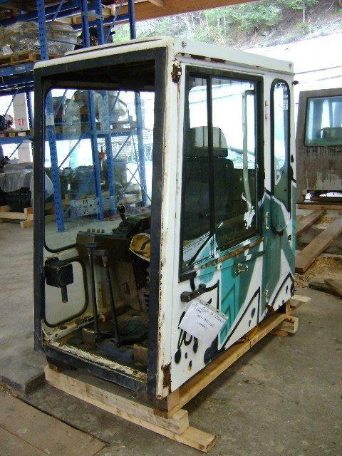 KOMATSU cabin for KOMATSU PC III serie excavator