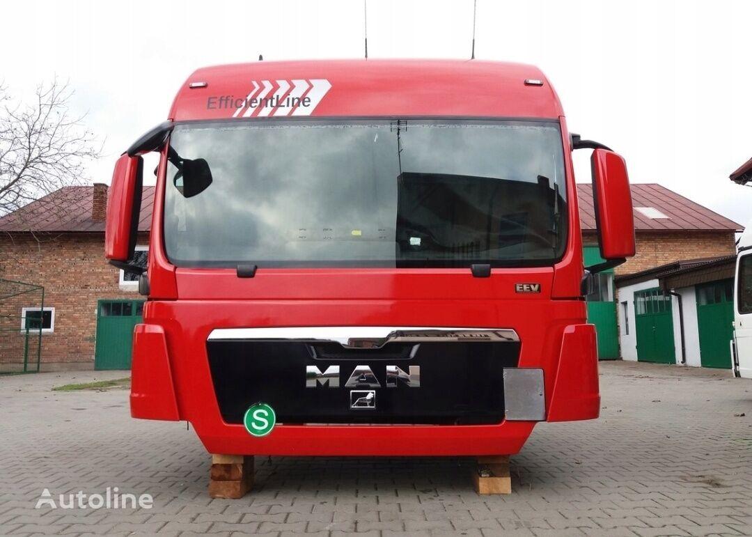 MAN cabin for MAN TGX tractor unit