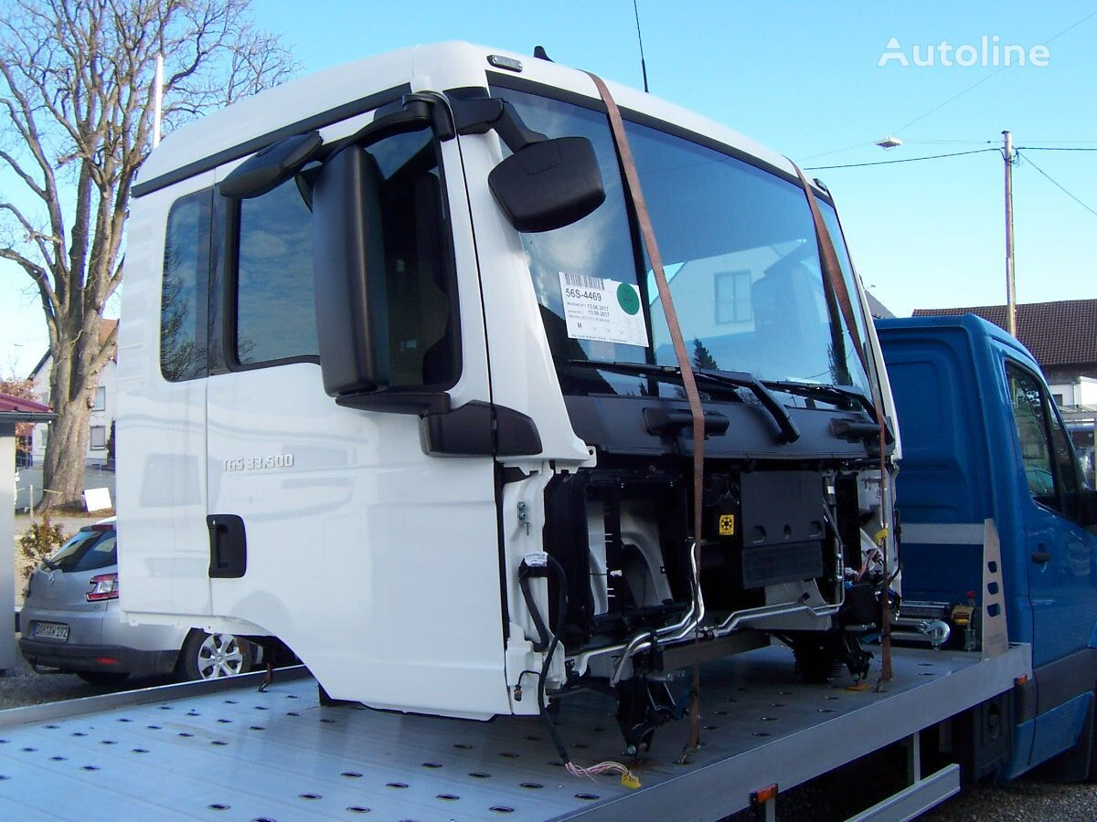new MAN 06,2020 cabin for MAN TGS truck