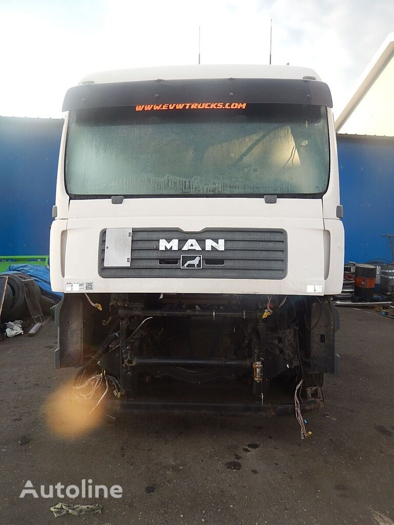 MAN Cabina TGX / / WMAH06ZZ78M501045 cabin for MAN TGX tractor unit