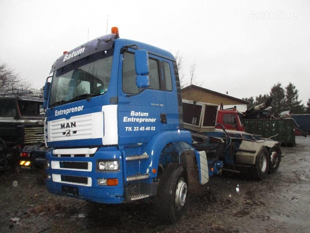 MAN F99L/R15 cabin for MAN truck