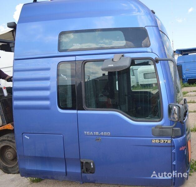 MAN TGA 18.480 (01.00-) cabin for MAN TGA (2000-2008) truck