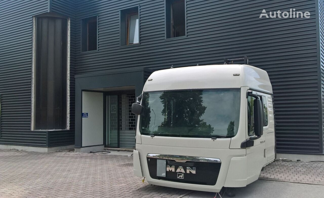 MAN TGM FAHRERHAUS KABINE cabin for MAN  TGM High Roof tractor unit