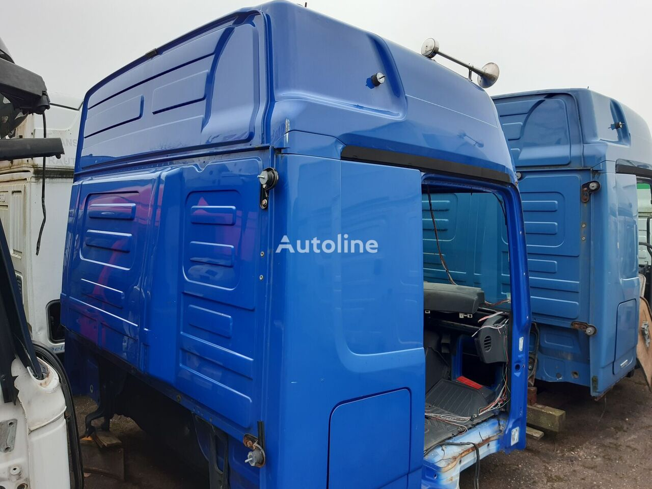 MERCEDES-BENZ cabin for MERCEDES-BENZ actros mp3 tractor unit