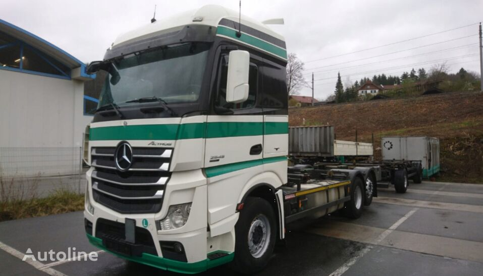 cabin for MERCEDES-BENZ ACTROS MP4 tractor unit