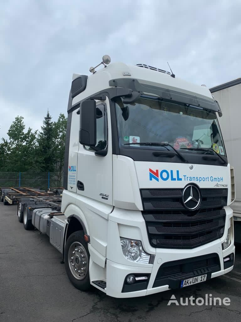 cabin for MERCEDES-BENZ Actros truck
