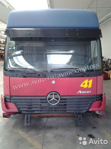 MERCEDES-BENZ cabin for MERCEDES-BENZ  Axor II  truck