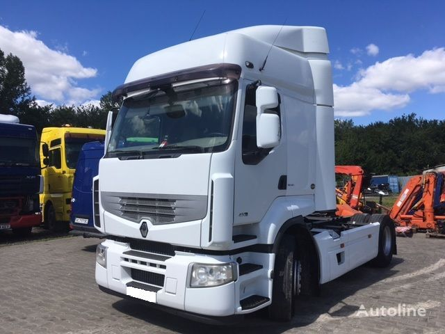 RENAULT cabin for RENAULT PREMIUM DXI tractor unit