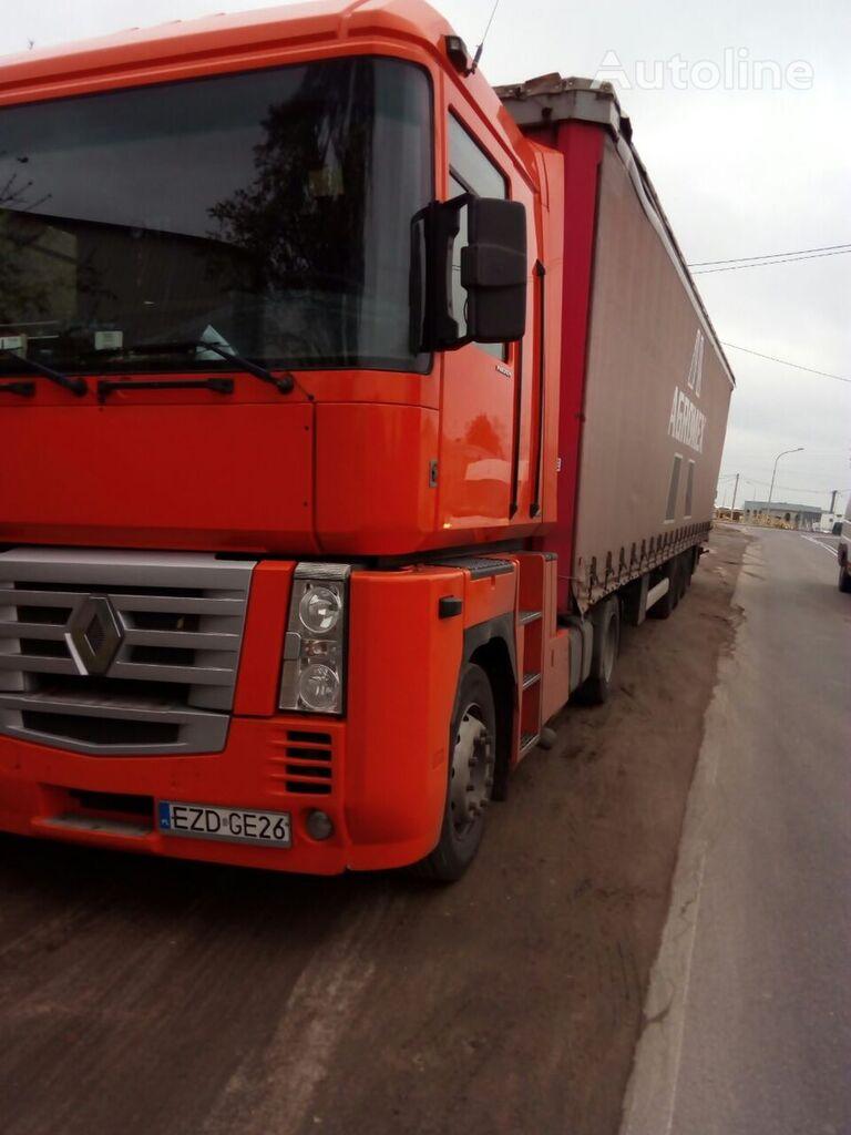 RENAULT cabin for RENAULT magnum truck