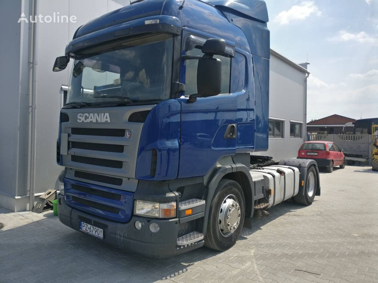 SCANIA cabin for SCANIA R 5 SER tractor unit