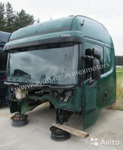 SCANIA cabin for SCANIA G   tractor unit