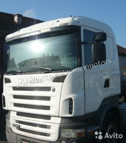 SCANIA cabin for SCANIA R420 tractor unit