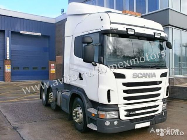 SCANIA cabin for SCANIA G440 tractor unit