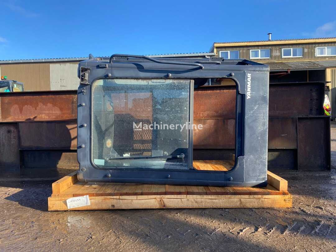 YANMAR VIO55 Cab (damaged) cabin for mini excavator