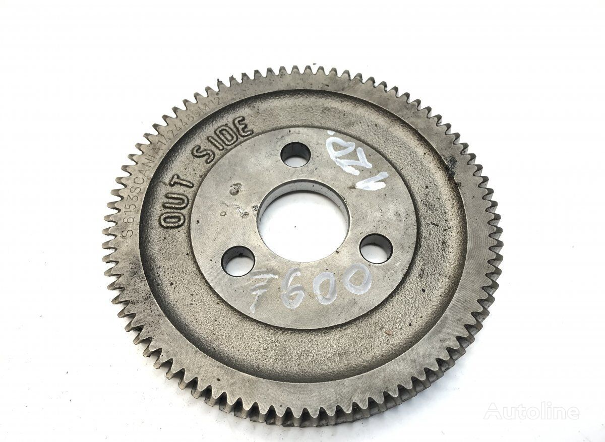 S6153 (1424466) camshaft gear for SCANIA P G R T-series (2004-) tractor unit