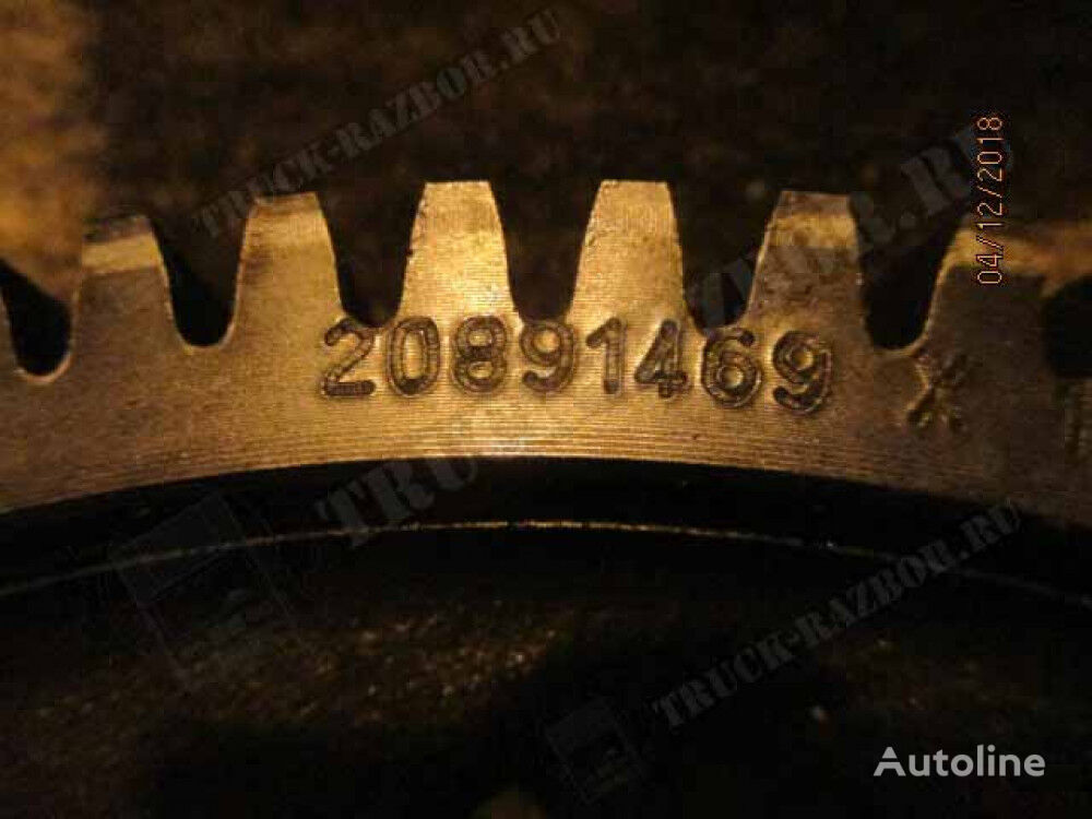 D13 camshaft gear for VOLVO tractor unit